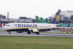 SP-RSP | Ryanair Sun | Boeing B737-8AS(WL) | CN 447797 | Built 2017 | DUB/EIDW 25/01/2019 | ex EI-GDA (Mick Planespotter) Tags: aircraft airport dublinairport collinstown nik sharpenerpro3 2019 b737 sprsp ryanair sun boeing b7378aswl 447797 2017 dub eidw 25012019 eigda