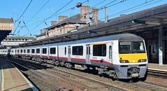 321301, Abellio Greater Anglia Unit, Ipswich, 5th. March 2019. (Crewcastrian) Tags: 321301 ipswich railways trains transport abellio greateranglia emu class321