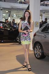 autoshow Girl (themax2) Tags: 2016 croatia zagabria zagreb auto show autoshow girl high heels legs miniskirt nylon pantyhose tights zagrebautoshow highheels