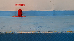 DIESEL (Light Orchard) Tags: caribbean cruise oceania riviera tropics tropical ship boat ©2019lightorchard bruceschneider