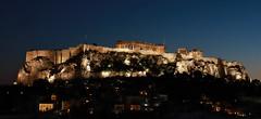 Partenon at night (vic_206) Tags: athens atenas partenon night