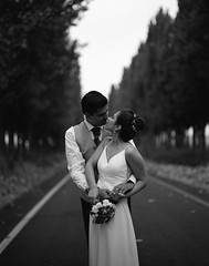 Boda Claudia y Rodolfo (Fotógrafo - Comunicador Audiovisual) Tags: penta67 pentax 67 6x7 ilford film hp5 400asa wedding boda chile talca curico maule