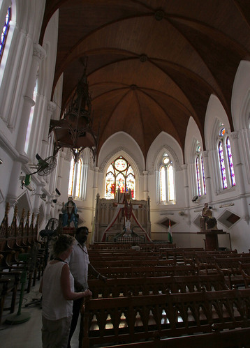 St. Thomas Cathedral Basilica, interior