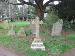 81:284, 2019, Grave of Margaret Gardner IMG_4397 (tomylees) Tags: stpeteradvincula church coggeshall essex march 2019 22nd friday project 365 graves