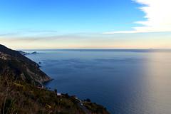 Luoghi dell'Anima (ema_leo) Tags: cinqueterre liguria la spezia italia italy mare sea blu costa isole