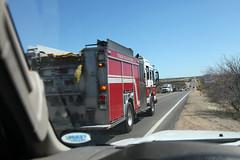 Verde Valley Fire District (twm1340) Tags: fire engine siren emergency cornville road az verdevalley district vvfd e311