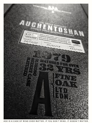 Happy Birthday, Me😀 (lichtbildung) Tags: auchentoshan 1979 geburtstag birthday 40 2019 whisky scotch trier oloroso sherry first fill 32 vintage jahrgangswhisky