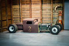 The RCeveryday Scale Garage Build, Part 2-3 (Strangely Different) Tags: rceveryday rcratrod patina scalegarage tinytrucks rccars hobby woodworking fabrication rc4wd axial customrc scratchbuilt handbuiltintexas scaleshop workshop shop garage custom rcengineering