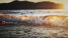 Waves of Late Day Sun (john bulmer) Tags: sun tomhannock waves sunlight sunset 16x9