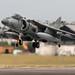 EGLF - McDonnell Douglas AV-8B Harrier II - Spanish Navy - VA 1B-38