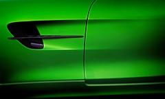 verde (Rino Alessandrini) Tags: car transportation landvehicle modeoftransport speed luxury wheel modern nopeople shiny blackcolor sportscar traffic colorimage sideview reflection elegance travel closeup driving everypixel