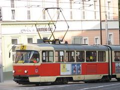 IMG_4188 (-A l e x-) Tags: bratislava slovakei tram strassenbahn tramway slovakia 2006 öpnv reise verkehr öffis