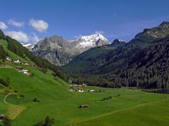 Riva di Tures (Rein in Taufers) (giorgiorodano46) Tags: agosto2006 august 2006 giorgiorodano rivaditures reinintaufers valleaurina ahrntal altoadge sudtirolo monuntain alpi alpes alpen alps riesenfernen