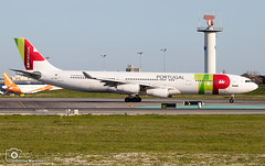TAP Air Portugal (Guilherme_Martinez) Tags: aircraft airbus airbuslovers sky summer sun sunset planespotting passion portugal follow family followme cool clouds lisboa love lisbon lovers like