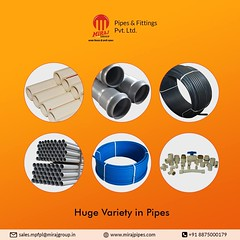 Top Manufacturer of Pipes and Fittings in India | Miraj Group (Miraj Group) Tags: mirajgroup mirajpipes pipesandfittings pvcpipes rainwaterharvesting solventcement sprinklersystem greenhousetunnel cpvcpipes hdpepipes lateralpipes swrpipefittings