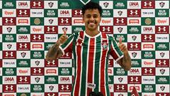 Apresentação do Allan - 19/02/2019 (Fluminense F.C.) Tags: apresentação allan coletivadeimprensa imprensa jogador profissional elenco