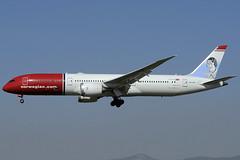 Norwegian (Amy Johnson) B787-9 Dreamliner LN-LNP BCN 24/02/2019 (jordi757) Tags: airplanes avions nikon d300 bcn lebl barcelona elprat boeing 787 boeing787 b787 b7879 dreamliner norwegian lnlnp amyjohnson