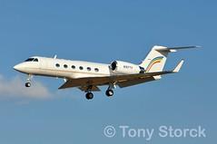 N167TV (bwi2muc) Tags: bwi airport aiplane aircraft plane flying aviation spotting spotter gulfstream n167tv g400 gulfstream400 bwiairport bwimarshall baltimorewashingtoninternationalairport giv