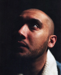 Loaneski (fraser_west) Tags: portrait film kodak 120film artist hiphop studio analog mediumformat 6x7 mamiya mamiyarz67 portra portra400 cinematic grain lowlight moody wetheconspirators