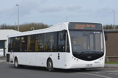 BUS5 YJ68 FRX Newcastle Airport Park & Fly (North East Malarkey) Tags: nebuses bus buses transport transportation publictransport public vehicle flickr outdoor explore google googleimages newcastleairportparkfly bus5 yj68frx