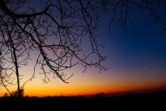 Sunset (Péter Vida) Tags: scenery panorama natural wesen sunset sonne sonnenuntertag sky himmel tájkép természet naplemente ég photo photography canon eos100d