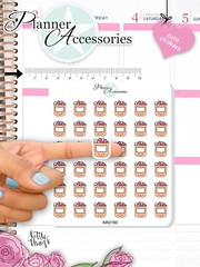 Medicine Icon Planner Stickers 2160 by EmelysPlannerShop (emelysplannershop.com) Tags: planner stickers icon accessories functional daily agenda organizer live emelysplannershop