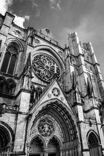Cathedral of Saint John the Divine, New York City, USA