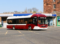 17 on a 38, Morningside Station (Goodwill City) Tags: lothianbuses ¥ 7900 volvo bt14dke