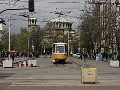 tramway_20190411 (h.m.a.t.s) Tags: bulgaria sofia plovdiv street streetphotography olympusomd omdem1markii streetlife