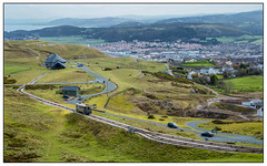 The Great Orme (Photography And All That) Tags: thegreatorme llandudno wales vista landscape vistas landscapes tram trams track tracks hill mountain hills mountains scape scapes town sony sonyalpha7mark3 sonyalpha sonyilce7m3 colour colours northwales nwales welsh roads cars sea seaside coast coastal