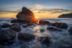 Muir Seascape I (sberkley123) Tags: flickrsbest ngc z7 nikon marin surf waves california seastack ocean usa longexposure 2470mm muirbeach sunset colors seascape sanfrancisco coast pacific millvalley