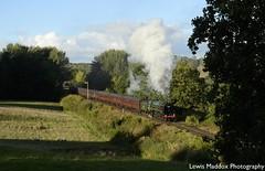70000 Britannia (Lewis Maddox) Tags: svr severn valley railway steam trains worcestershire bridgnorth bewdley shropshire autumn
