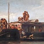 Le Burchiello de Giandomenico Tiepolo (Grand Palais, Paris) thumbnail