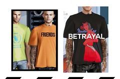 Carti Tee @ MAN CAVE (Rhuigi Bourne) Tags: betrayal betrayalsl carti tshirt graphic streetwear fashion menswear