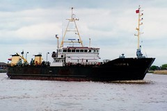 Piligrim-2 (Goolio60) Tags: ship shipping cargo freighter coaster russian seariver