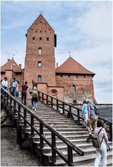 237-CASTILLO DE TRAKAI- VILNIUS - LITUANIA - (--MARCO POLO--) Tags: castillos edificios arquitectura rincones hdr curiosidades