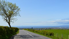 Ailsa Craig, Firth of Clyde, and Troon, Ayrshire, Scotland. (Phineas Redux) Tags: ailsacraigfirthofclydescotland firthofclydescotland isleofarranfirthofclydescotland scottishlandscapes scottishscenery scotland ayrshirescotland