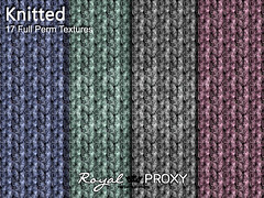 Knitted Texture (RoxxieRaeSL) Tags: sl secondlife second life marketplace sweater full perm shirt pillow blanket knit crochet knitted knitting yarn thread fabric material winter cozy pullover jacket warm clothes developer creator design blue gray purple pink red grey