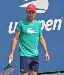 Roberto Bautista Agut (Carine06) Tags: tennis usopen 2018 flushingmeadows corona newyork practice kt20180826075 robertobautistaagut