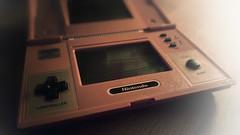 Mario och apan (MagnusBengtsson) Tags: fs190210 fotosondag retro gameandwatch nintendo donkeykong