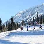 Golden Kicking Horse Alpine Team Nancy Greene Ski League event March 2019