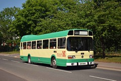 OHF858S Kirkby 2018 (MCW1987) Tags: merseyside pte mpte preserved transport dp mk1 leyland national 1000 ohf858s