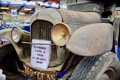 DSC_4493 (azu250) Tags: oldtimerbeurs reims 32 salon champnois belles champenoises 32eme 2019 voitures collection oldtimer car citroen type