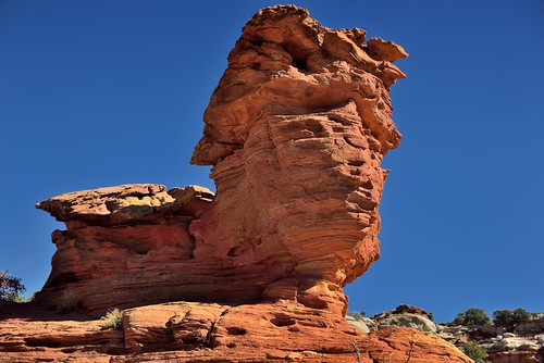 A Sphinx (Capitol Reef National Park)