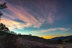 The bright new year... (bodro) Tags: 2019 walnutcreek clouds dramaticsky firstraysofsun rollinghills sky sunrise youngmoon