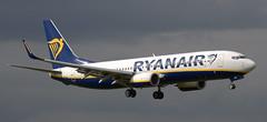 Boeing 737-800 EI-FZC (707-348C) Tags: dublinairport ireland eidw passenger airliner jetliner boeing boeing737 b738 dublin ryanair ryr dub 2018 eifzc