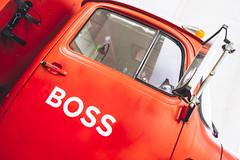 Boss (Leighton Wallis) Tags: sony alpha a7r mirrorless ilce7r 55mm f18 emount 1635mm f40 brisbane qld queensland australia boss beer truck red city