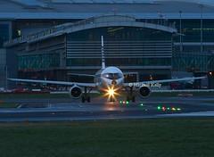 Aer Lingus                                 Airbus A320                                    EI-DVM (Flame1958) Tags: aerlingus aerlingusa320 eidvm retrojet dub eidw dublinairport 080116 0116 2016 8222