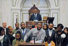 'Meek Mill' @ City Council Session-116 (Philadelphia MDO Special Events) Tags: africanamerican citycouncilofphiladelphia cityofphiladelphia commonwealthofpa music reportage vipstars