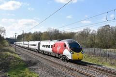 390050 (Martin's Online Photography) Tags: virgin virgintrains class390 emu rail railway public transport locomotive train 1s46 glasgow london nikon nikond7200 390050
